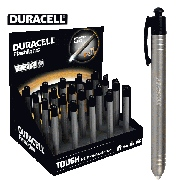 DURACELL TOUGH PEN-1 - 20 Lİ STAND